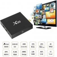 Mediabox standaard 1Gb 8Gb