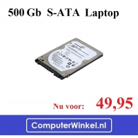 Laptop Harddisk 500Gb