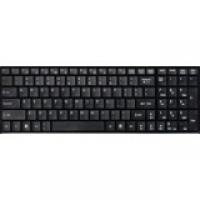 MSI Notebook Keyboard Black 15-Inch KB Voor CX500 en CX600