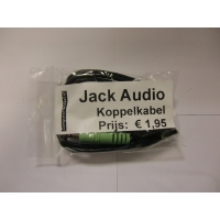 Jack Audio Koppelkabel