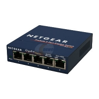 Netgeat ProSafe 5-Port Gigabit Desktop Switch