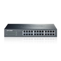 TP-Link 24-Port Gigabit DesktopRackmount Switch