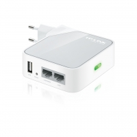 TP-Link Wireless 150MBit Pocket Router / Repeater