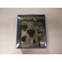 Kensington International Travel Charger Kit voor iPhone en iPod